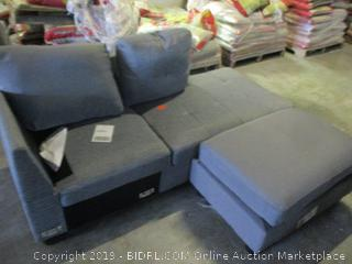 sectional sofa - incomplete set