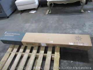 a8dd8c156504 Lot  MY11000 Zinus Trisha 7 Inch Heavy Duty Low Profile Platforma Bed Frame    Mattress Foundation   Box