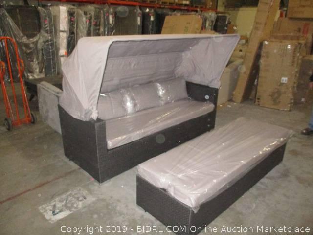 BIDRL.COM Online Auction Marketplace - Auction: Patio Furniture ...
