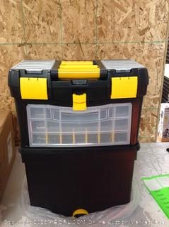 Stack-able Tool Storage