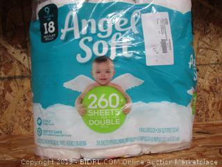 Angel Soft Toilet paper Double