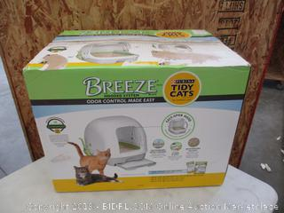 PURINA BREEZE HOODED SYSTEM