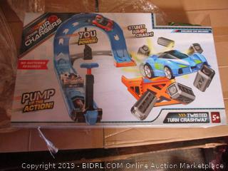 Xtreme Air Chargers Car Race Track