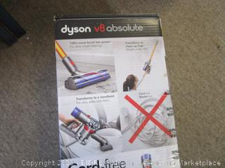 Dyson v8 Absolute (See Pics)