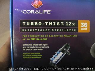 Coralife Turbo Twist UltraViolet Sterilizer
