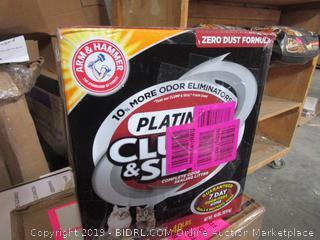 Clump & Seal Litter