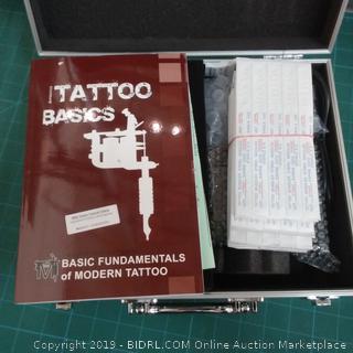 Tattoo Basics - Basic Fundamentals of Modern Tattoo