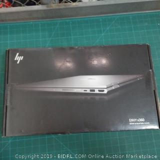 HP Envy x360 Bang & Olufsen Audio