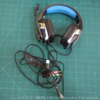 Hunterspider Headset