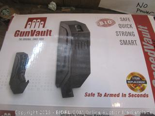 Gun Vault Speed Vault Biometric
