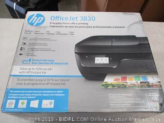 HP OFFICEJET 3830 PRINTER