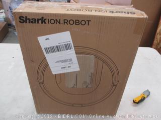 SHARK ION ROBOT (POWERS ON)