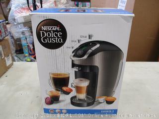 NESCAFE DOLE GUSTO MINI ME COFFEE MACHINE (DIFFERENT PLUG-IN)