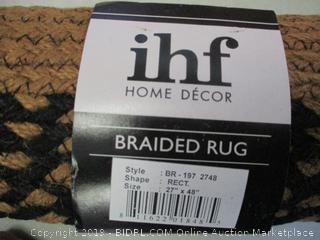 IHF BRAIDED RUG