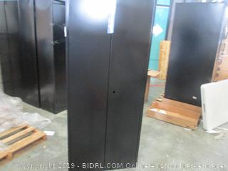 TWO DOOR STORAGE CABINET