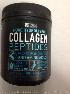 Pure Hydrolyzed Collagen Peptides