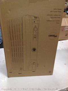 DeLonghi Radiant Heater With Comfort Temp