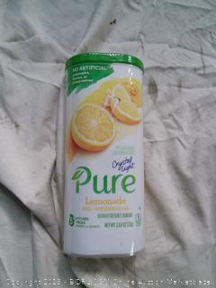 Crystal Light Pure Lemonade