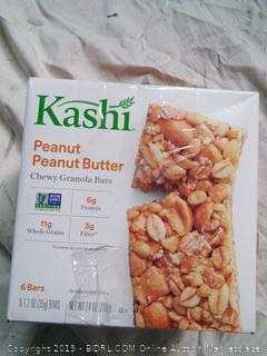 Kashi Peanut Peanut Butter Chewy Granola Bars