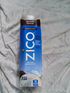 Zico  Chocolate Coconut Water, 12 Pack