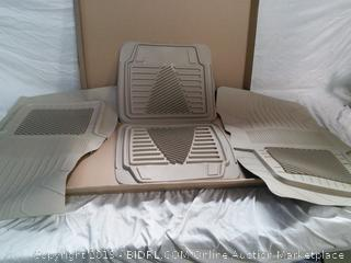 Lincoln Town Car Custom Fit Car Mat 4PC - Tan (online $120)