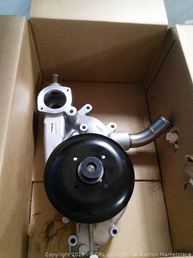 Engine Water Pump ACDelco Pro 252-845