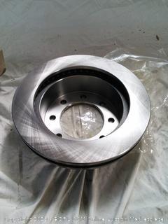 Front Disc Brake Rotor (online $43)
