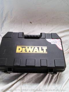 Dewalt container