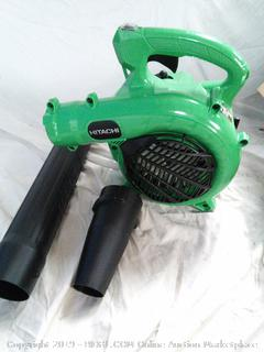 Hitachi RB24EAP Gas Powered Leaf Blower (online $125)