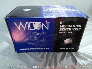 Wilton 21400#745 Mechanics Vise (online $219)