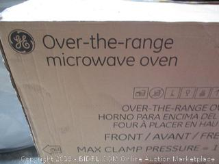 GE Over-The-Range Microwave White JVM3160DFWW