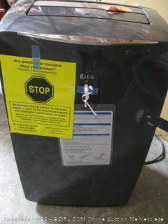 LG Portable Air Conditioner LP1417GSR  (MSRP $600)
