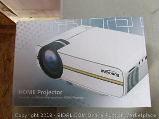 Meyoung TC80 LED Projector