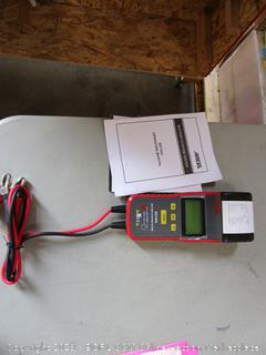 Battery System Tester