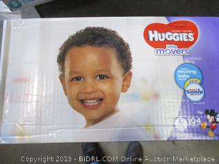 Huggies Diapers Size 6