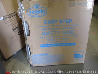 Easy Step Extra Tall Metal Walk-Through Safety Gate