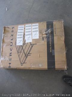 Hercules Metal Folding Platform Foundation Bed Frame Size Full
