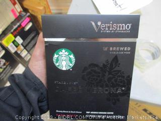 Starbucks Caffe Verona Dark Roast Ground Coffee