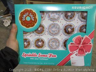 Keurig Hot Donut Shop Coffee K-Cups