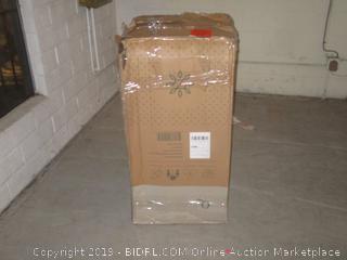 Zinus queen size comfort pressure relief mattress