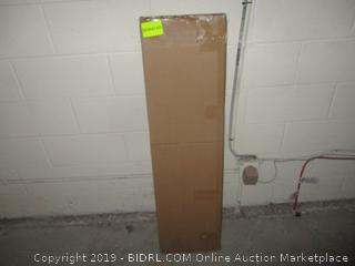 oversize furniture item - damaged