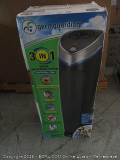 germ guardian 3-in-1 air cleaning system