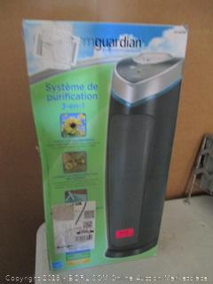 germ guardian air cleaning system