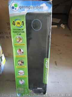 germ guardian 4-in-1 air cleaning system
