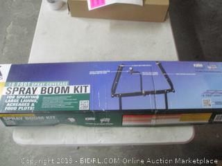 spray boom kit