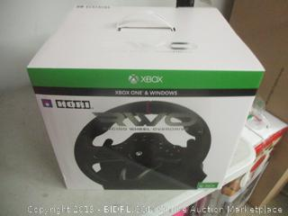 Xbox racing wheel overdrive