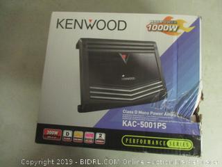 Kenwood Power Amp