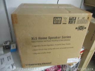 Home speaker series xls