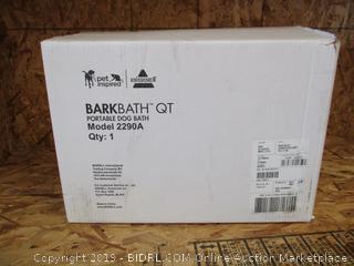 Portable Dog Bath