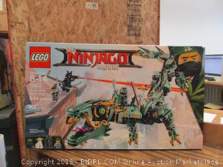 Lego Ninjago Green Ninja Mech Dragon